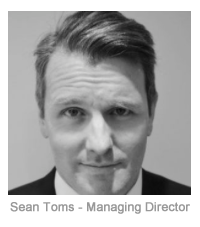 Sean Toms Managing Director - Robinson Toms